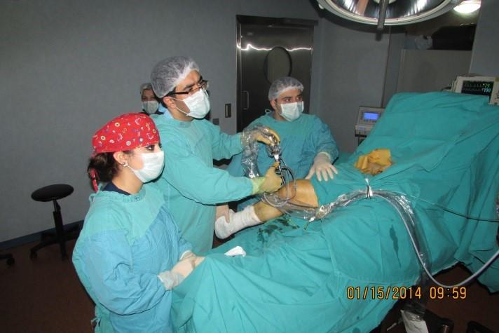 artroskopiya emeliyyat